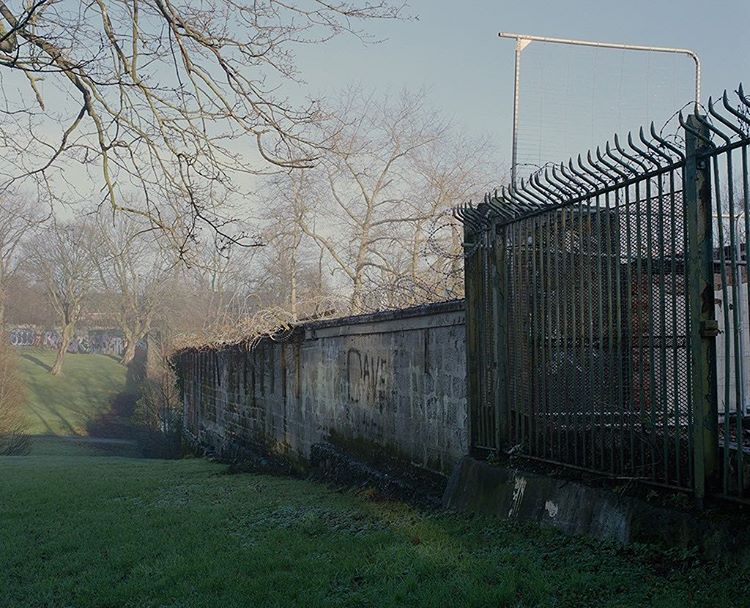 This weeks series is Partition John Irvines johnirvine1 photographs ofhellip